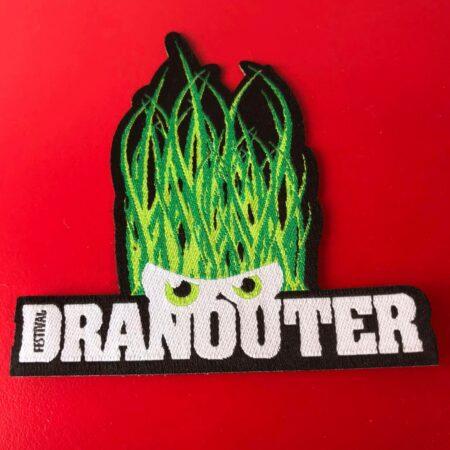 Festival Dranouter opnaai badge